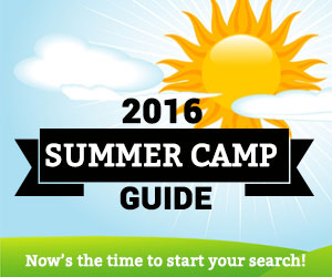 It's not too early to look for a summer camp for your children. Take a look at our extensive camp list!