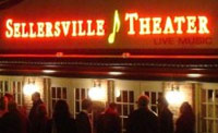 Sellersville Theater 1894 Events