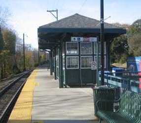 Chalfont Train Station