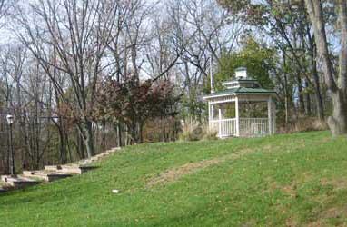 Krupp Park Gazebo in Chalfont, Bucks County, PA