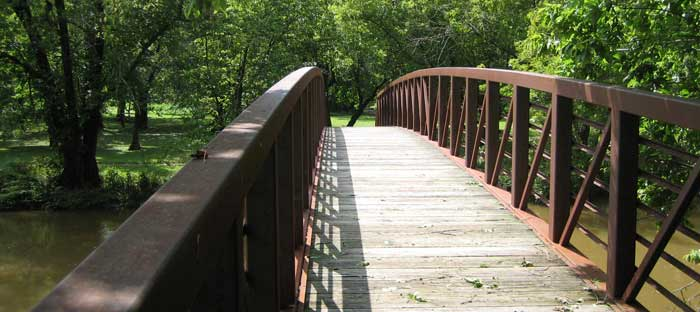Visit the parks in Chalfont, Bucks County, PA
