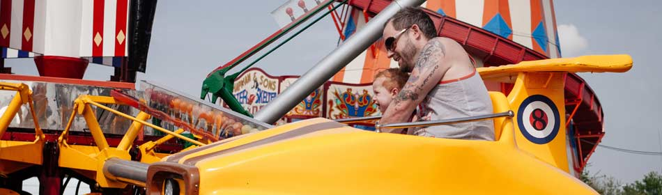 Family entertainment, amusement parks, water parks, tubing in the Chalfont, Bucks County PA area
